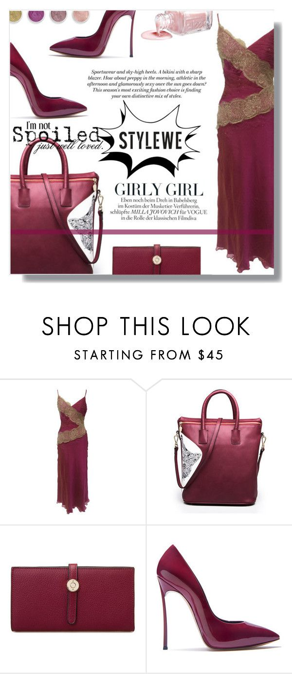"""styleWe 6"" by fashion-pol on Polyvore featuring Casadei, H&M, Terre Mère and stylewe"