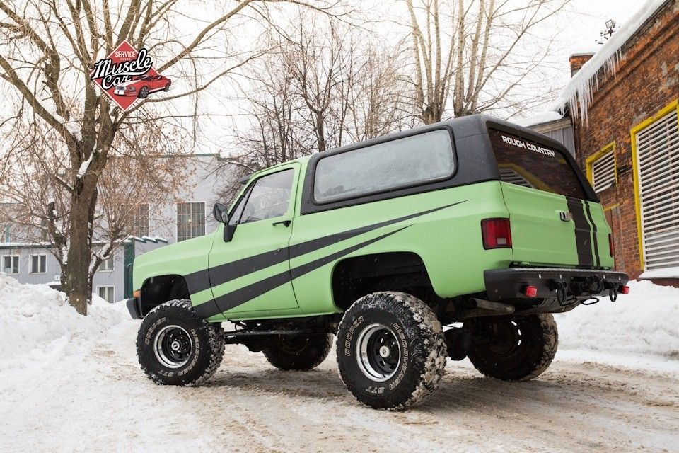 Chevrolet Cucv Blazer K5 Chevy Trucks Chevy Blazer K5 Gm Trucks