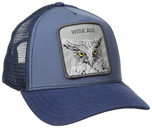 Goorin Bros Anime cartoon DAFFY BLUE Trucker Cap SnapBack Hat One Size