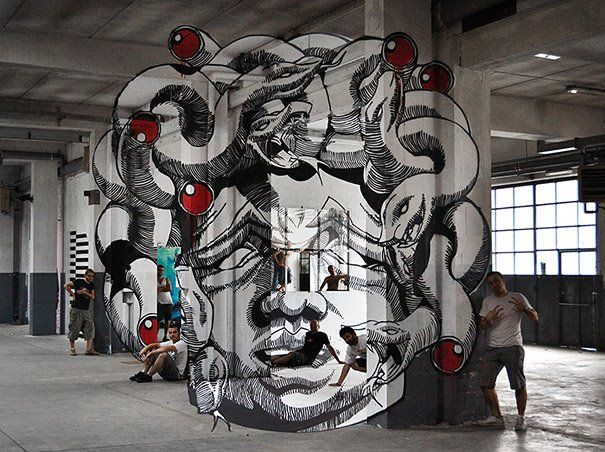 3D medusa by Truly Design, Italy  /// convert-to-3d.com