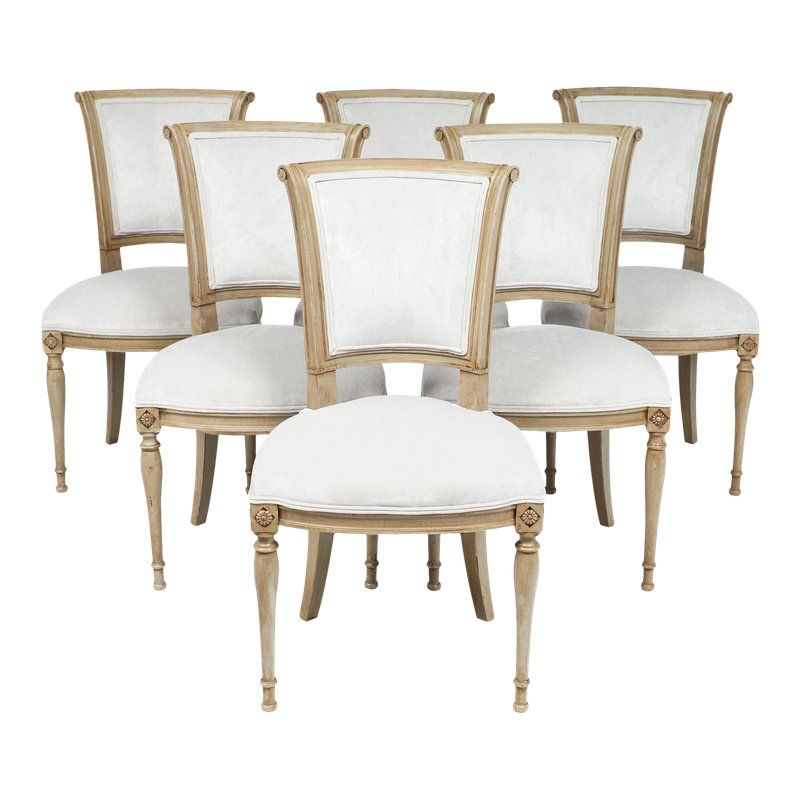 Awe Inspiring Directoire Style Dining Chairs Set Of 6 Dining Chairs Pabps2019 Chair Design Images Pabps2019Com