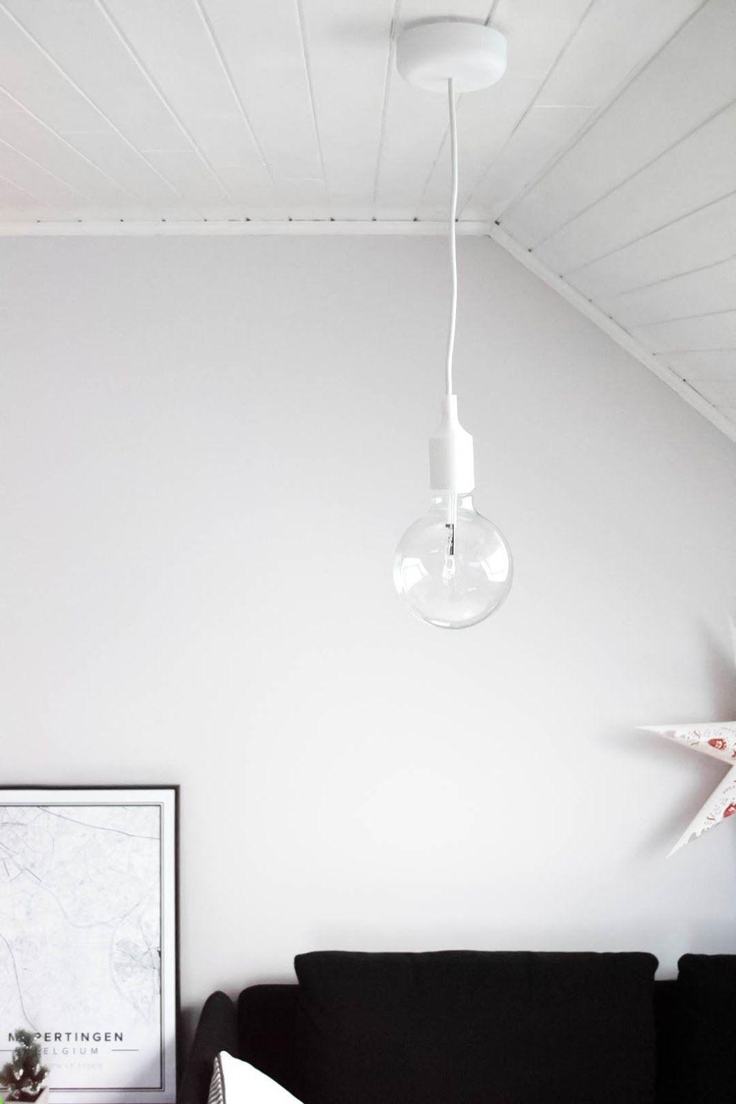 Muuto E27 Lamp Hanglamp