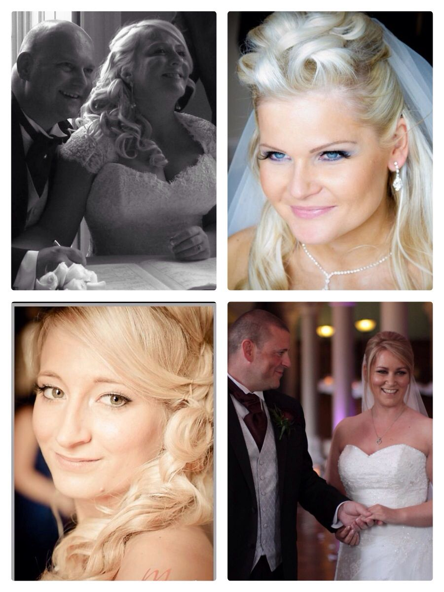 bridal hair and makeup by stephanie in surrey and west sussex
