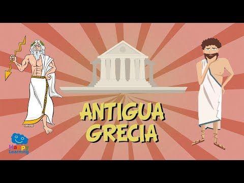 Youtube Grecia Antigua Historia De Grecia Antigua Roma Para Niños