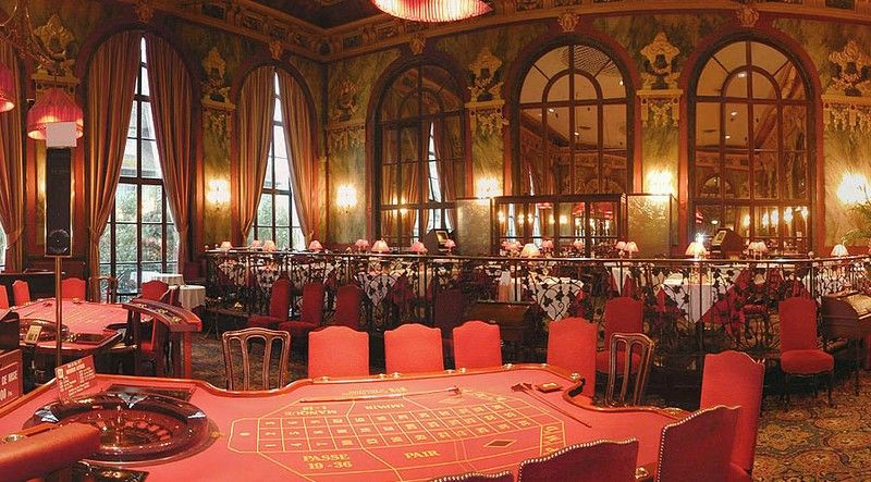 Restaurant deauville casino online poker bitcoin reddit