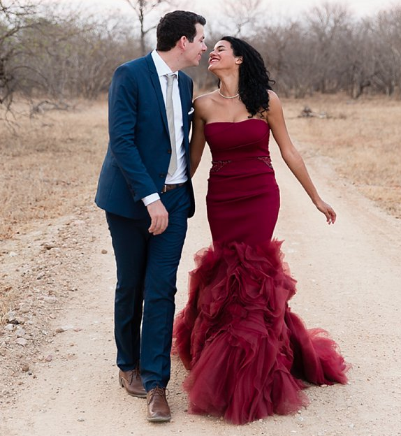 15 Pretty Perfect Marsala Wedding Inspiration Vera Gown Image By Emilia Jane Photography