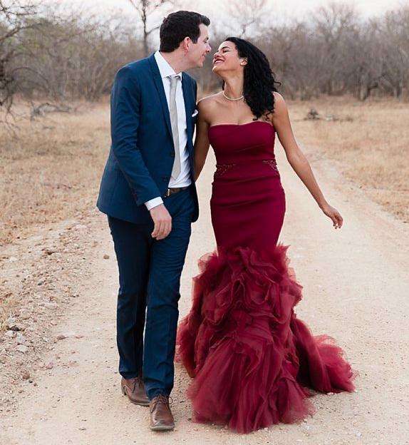 15 Pretty Perfect Marsala Wedding Inspiration Vera Gown Image By Emilia Jane Photography