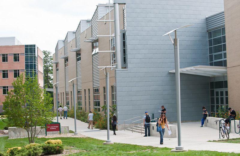 Fairfax Campus Mason Photo George Mason University Fairfax Campus