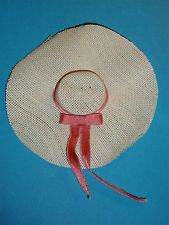 Pity, vintage barbie straw hat you
