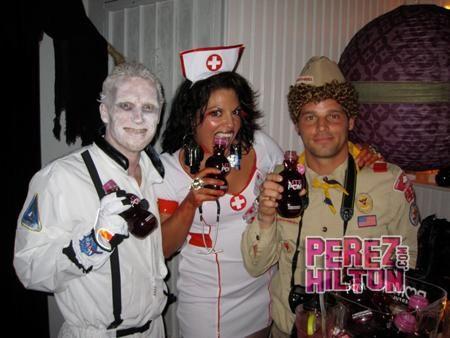 Astronauta fantasma, Enfermeira Vampira e Escoteiro!!!