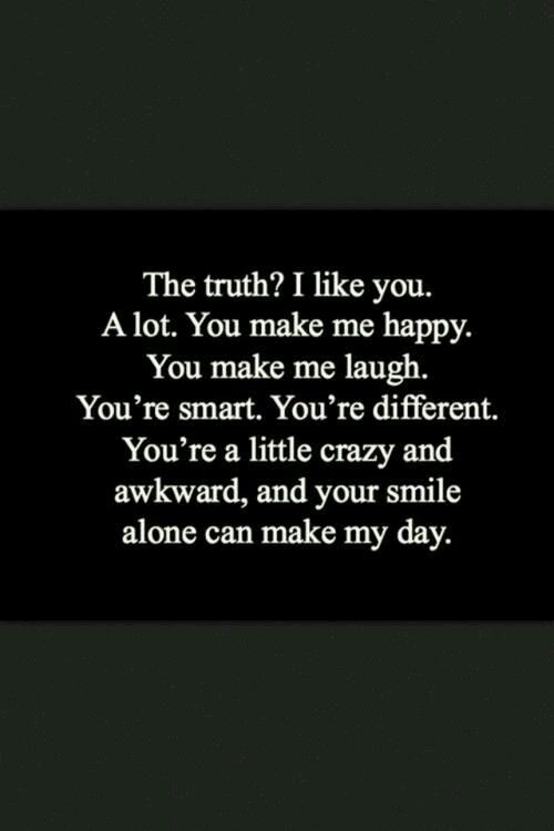 I Like You Alot Quotes