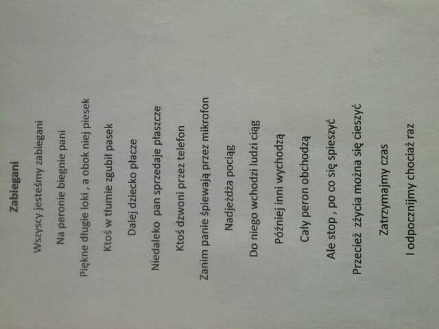 Taki Mój Wiersz Z Nudów Wiersze I Paski