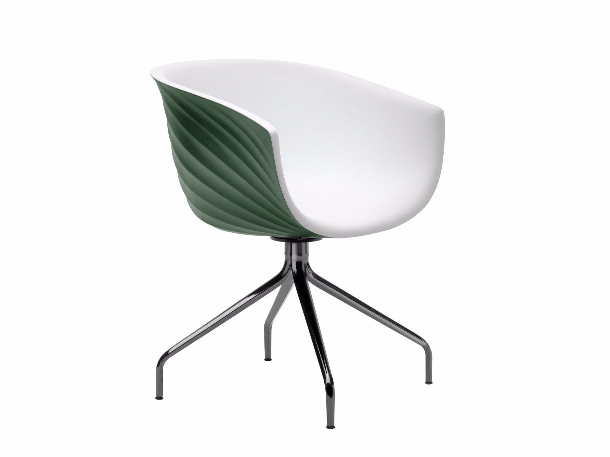 Segis Sedie ~ Trestle based polyurethane easy chair derby s0093 by segis design