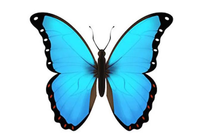 What Does 🦋 Butterfly Emoji Mean?   Emoji, Cute ...