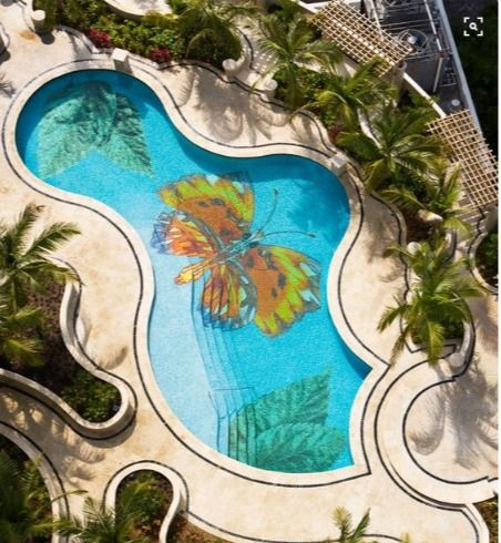 3d Epoxy Flooring For Swimming Pools Mosaic Pool Mosaic Art Mosaic Tiles