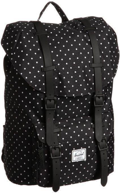 655c506ef80 Polka Dot Fabric · Amazon.com  Herschel Supply Co. Adult Little America  Mid-Volume Backpack,