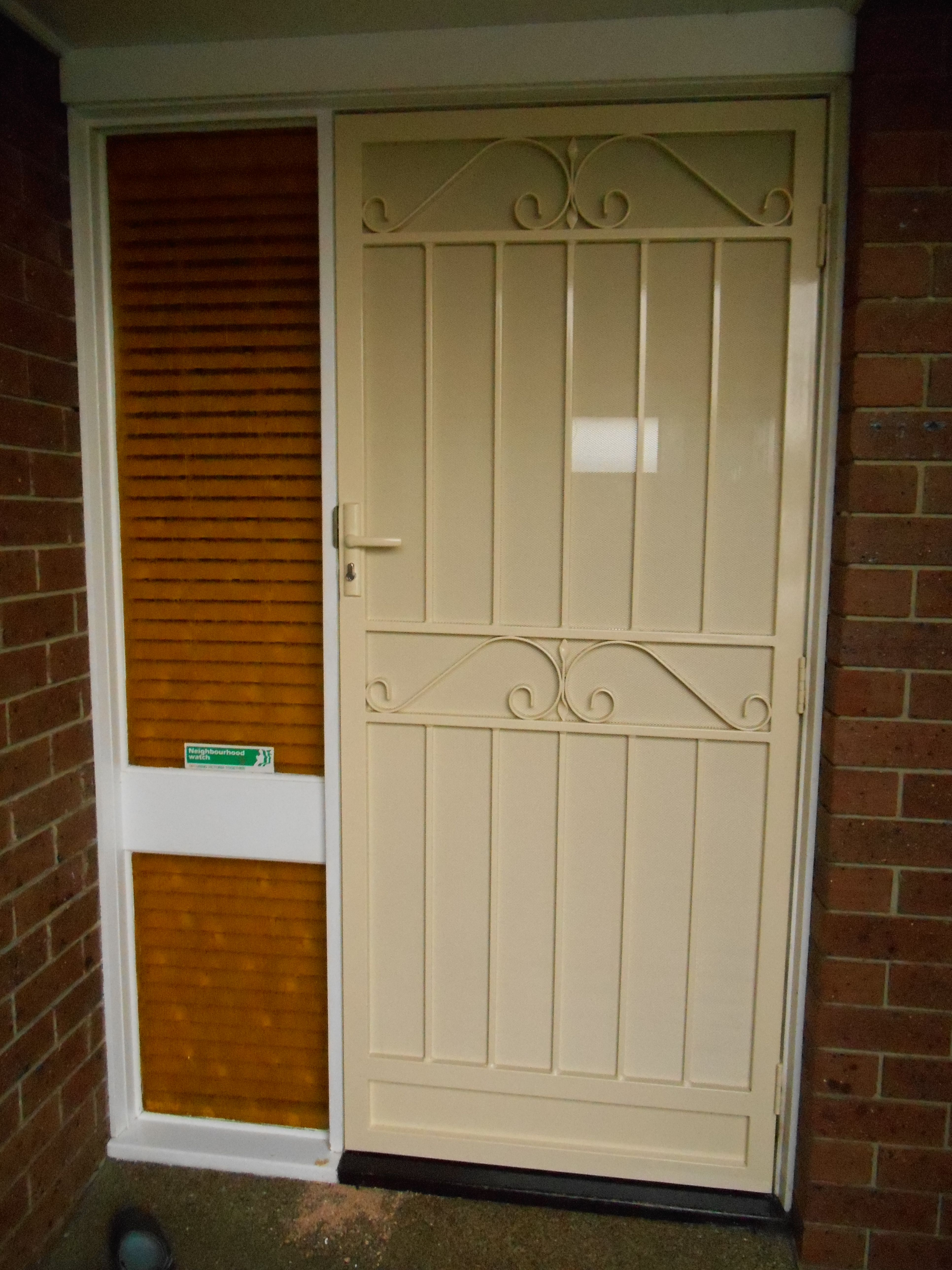 Security door & The security doors with fantastic designs and multiple colours are ... pezcame.com