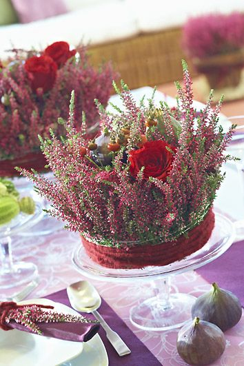 fiorista italiano tablescape table decorations