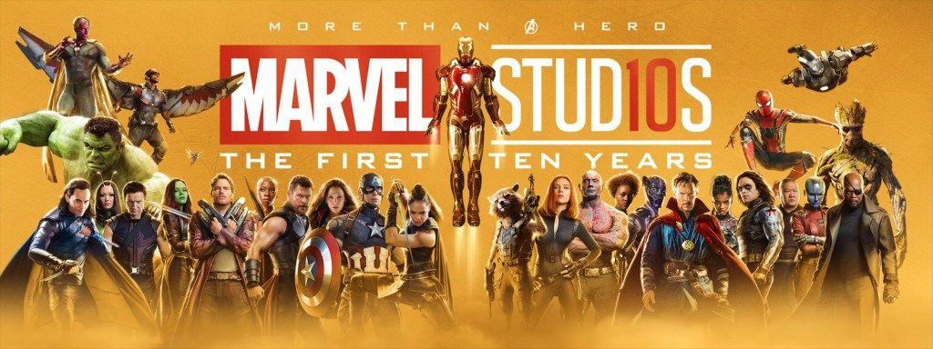 Marvel Cinematic Universe (2008-2018) Phase I-II-III 1080p 10bit
