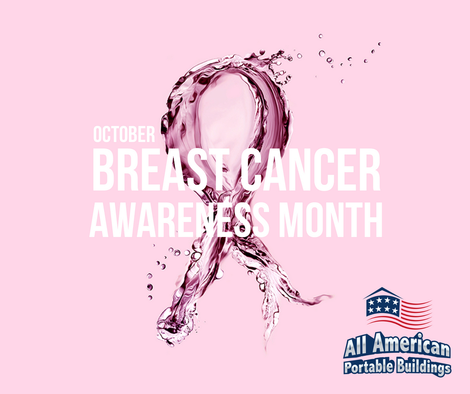 #October is #BreastCancer Awareness Month! Show You care, be aware! #Thinkpink!