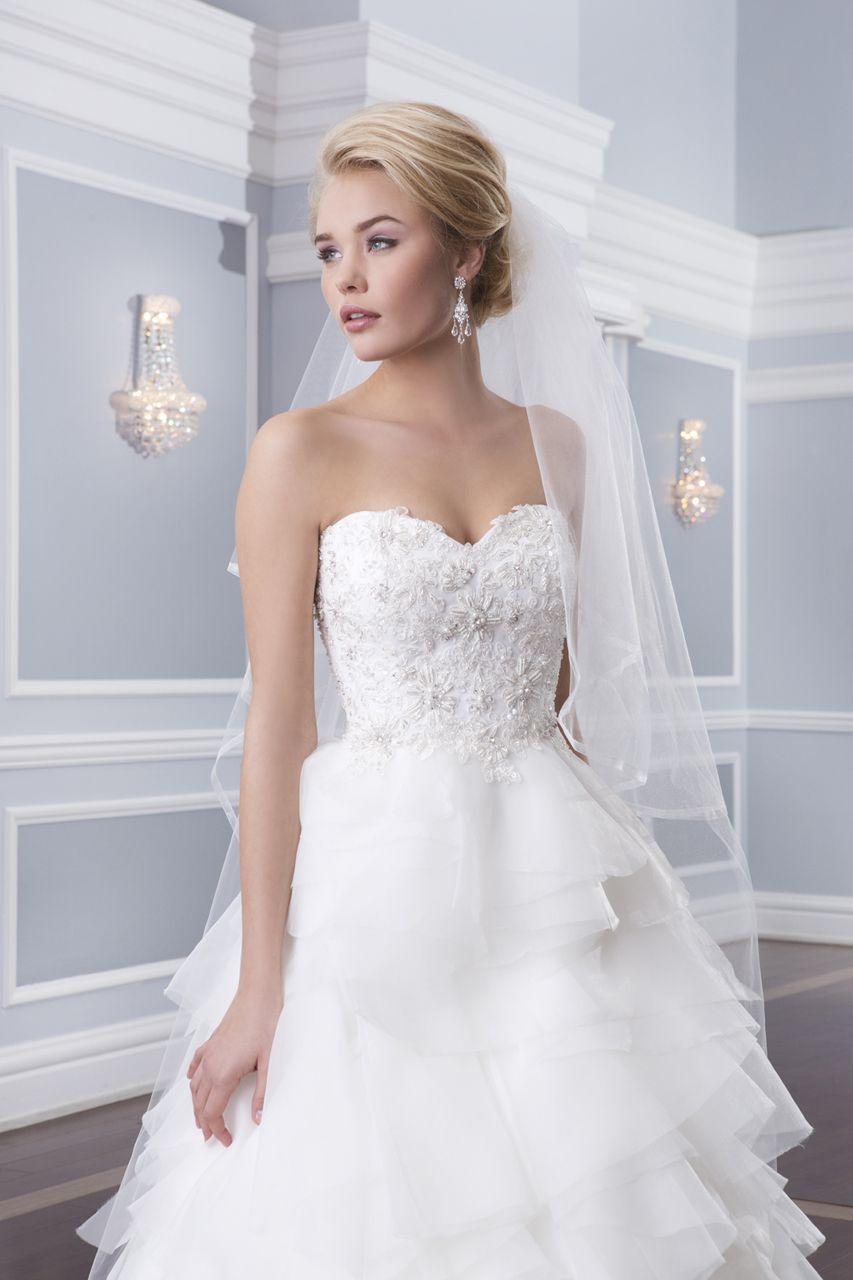 19071 wedding dress - Ellis Bridals: Magnolia - Confetti.co.uk