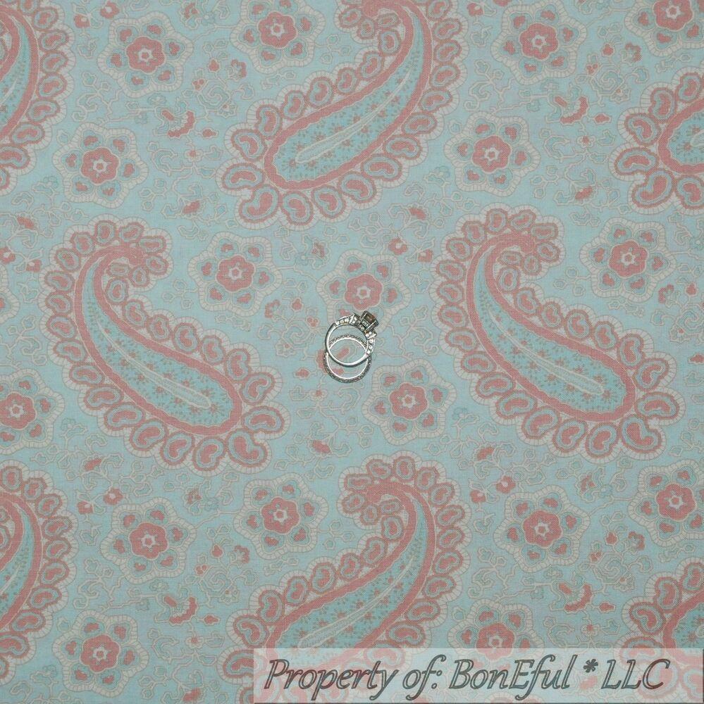 BonEful FABRIC FQ Cotton Quilt Pink Purple Fuchsia Stripe Hippie Texture Blender