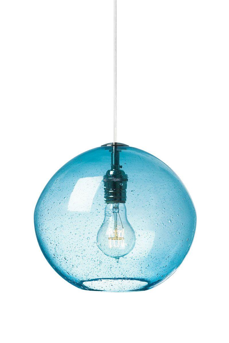 Isla pendant glass diffuser pendants and diffusers