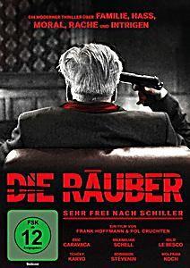 Die Räuber - Sehr frei nach Schiller (DVD)