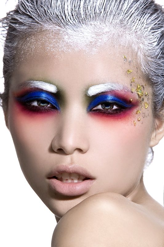 extreme makeup pictures - 533×800