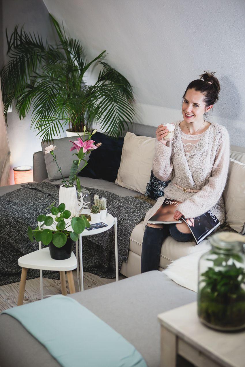 Schöne Wohnzimmer Deko Ideen: Trends schnell, schön und ...