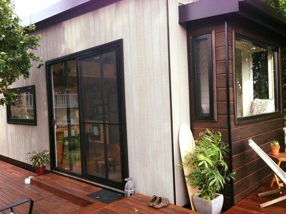 Nadia's Zen Tiny House in Byron Bay, Australia | Tiny house ... on types of house designs, not so big house designs, tiny concrete house designs,