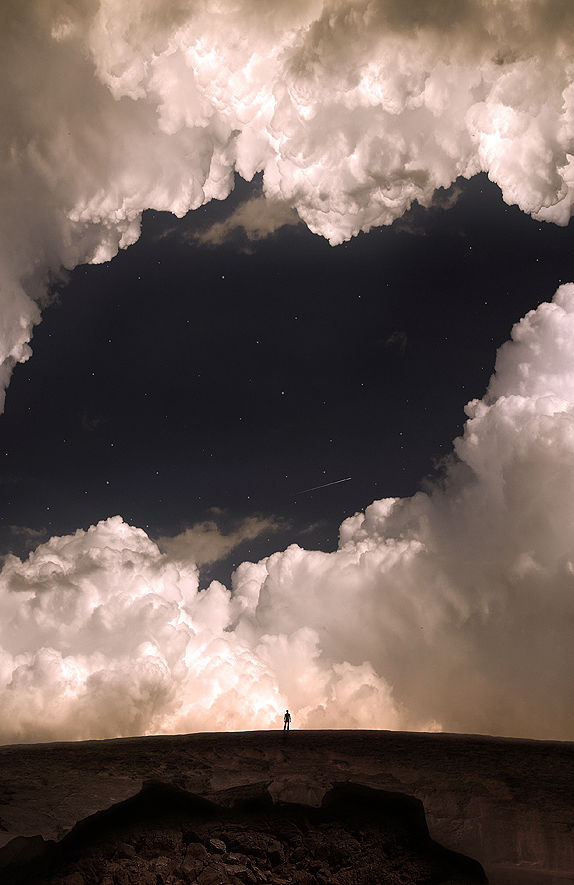 Soulhearts Surrealism Photography Clouds Sky