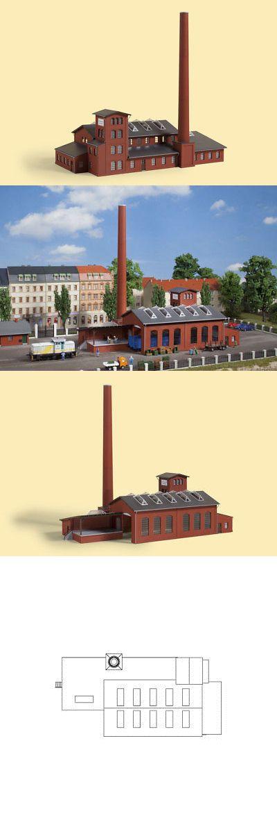 Auhagen 13341 Factory Building Modelling Kit