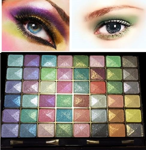 Profusion New Hight Class 48 Color Eyeshadow Kit Starting At 8