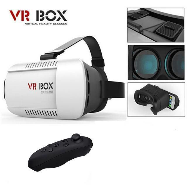 Vr Box Vrbox Casque Video 3 D Gerceklik Google Cardboard Virtual
