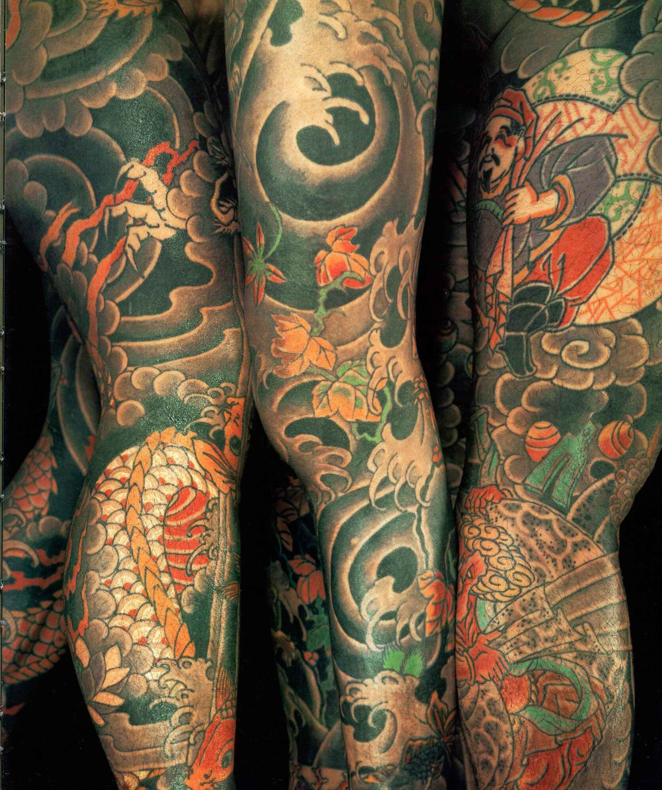 Pictures Of Japanese Tattoos Japanese Tattoos Tatoo