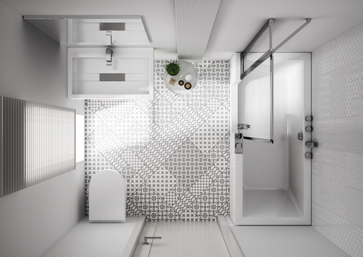Mažas Vonios Kambarys Idėjos Kaip I Naudoti Visą Turimą
