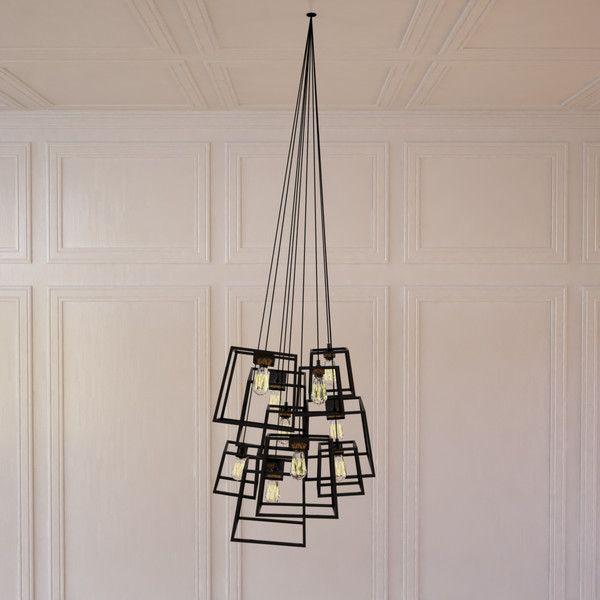 Large Frame Light Cluster by iacoli & mcallister
