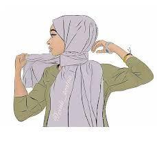 Resultat De Recherche D Images Pour Voilee Dessin Tutoriel Hijab