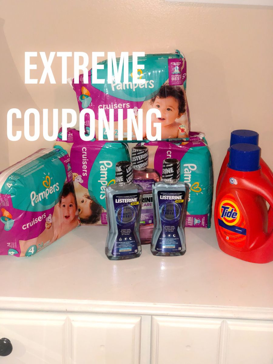 Extreme Couponing, September Krazymommy18 couponer