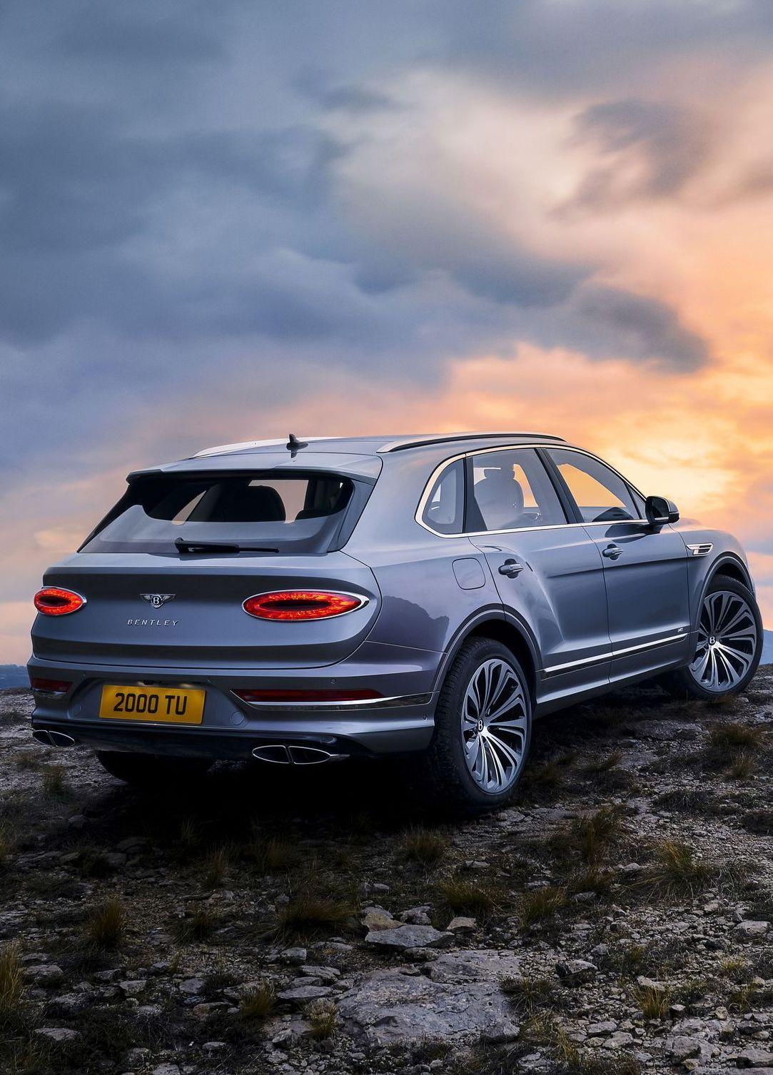 Der Neue Bentley Bentayga In 2020 Bentley Modell Luxus