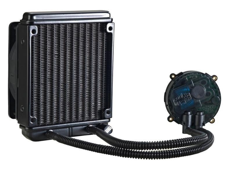 Cooler Master Seidon 120m Cpu Kylare Dengan Gambar