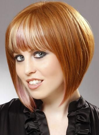 Stupendous Concave Bob Concave And Bob Hairstyles On Pinterest Hairstyles For Men Maxibearus