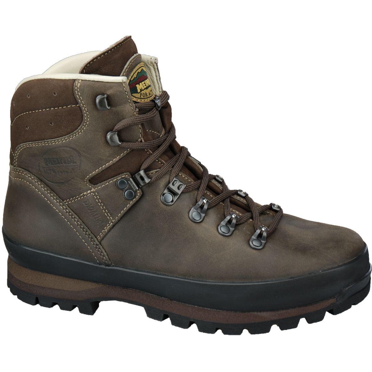 Meindl Borneo 2 MFS Schuhe braun UK13 kaufen im Bergzeit