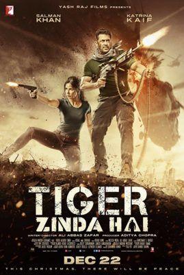 Tiger Zinda Hai (2017) Action, Adventure, Thriller, India ...