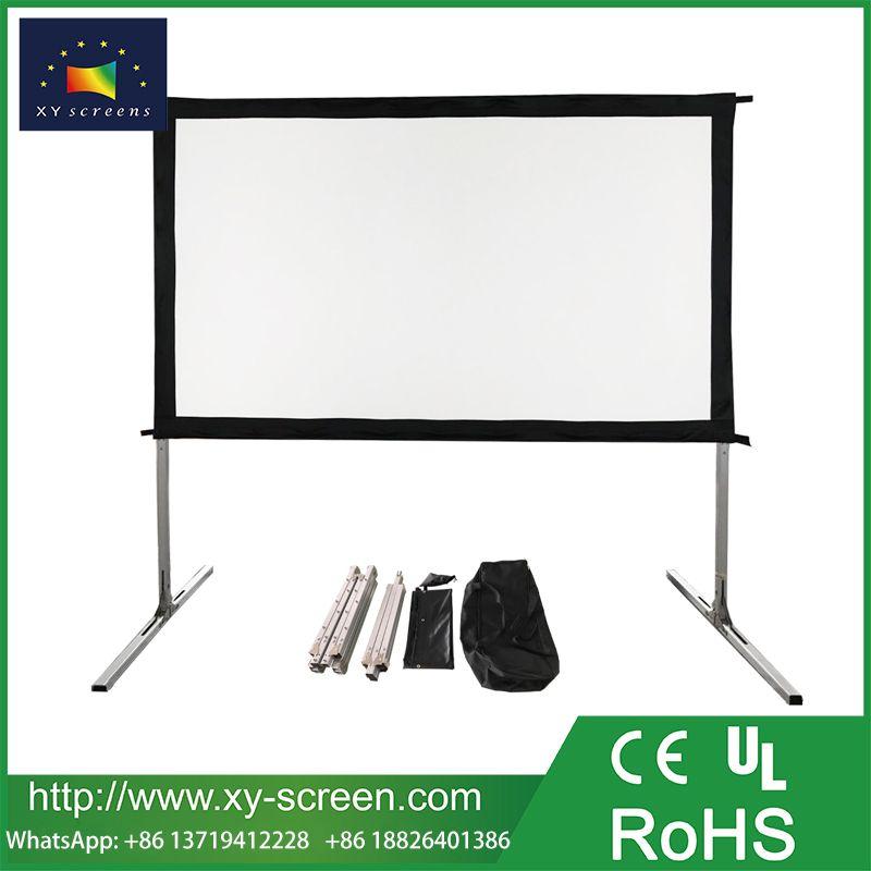 Xyscreen Wholesales Portable Folding Projector Screen   Buy Portable Folding  Projector Screen,Portable Folding Screen,Projector Screen Product On  Alibaba. ...