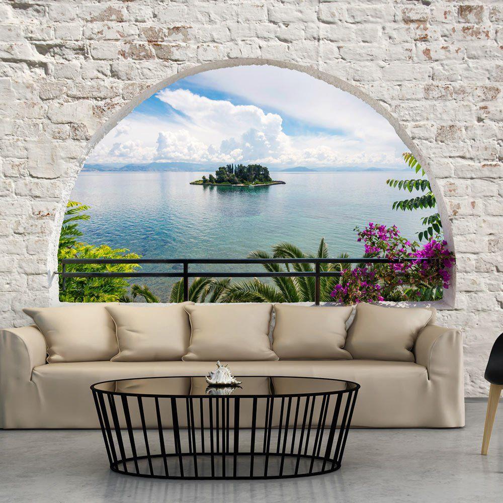 vlies fototapete 350x245 cm 3 farben zur auswahl top tapete wandbilder xxl wandbild. Black Bedroom Furniture Sets. Home Design Ideas