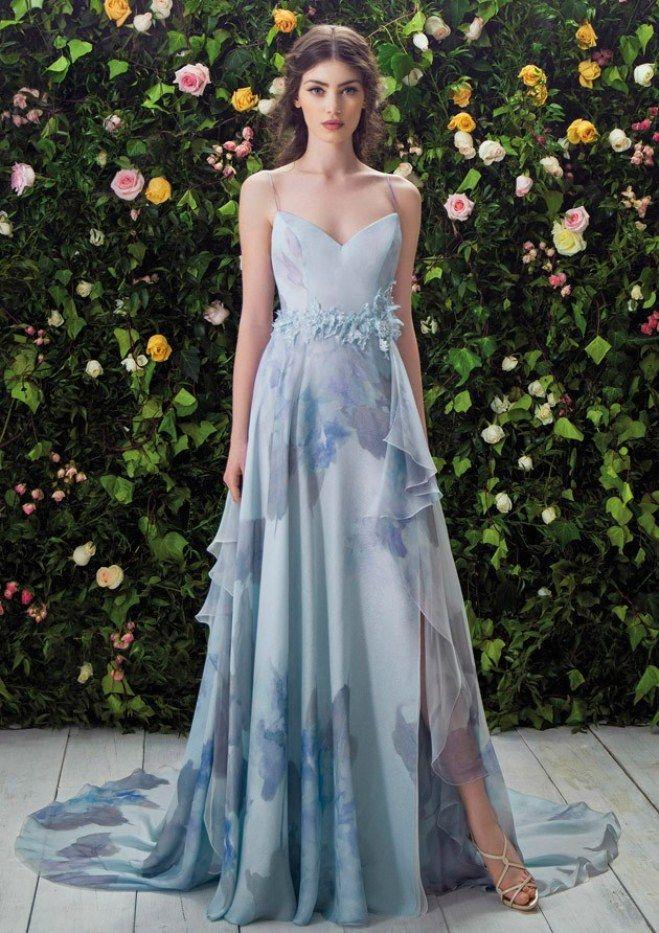 Vestiti Eleganti Originali.Abiti Da Sposa Particolari Tutte Le Tendenze Per Rompere Con La