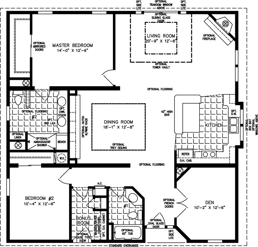 Manufactured Homes, Modular Homes, Mobile