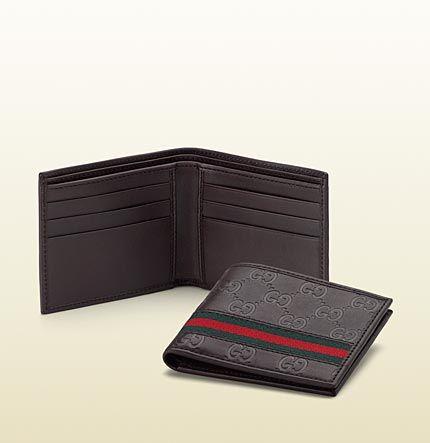Brown Bi-fold - GRG Sig. Web Wallet  $310